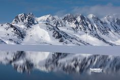 Greenland island Mount Everest, Island, Mountains, World, Nature, Travel, Block Island, The World, Voyage