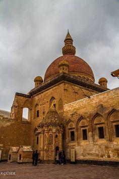 İshak Paşa Sarayı - Doğubeyazıt - Ağrı Ahmet Güser