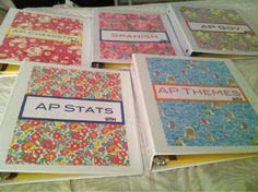 The Preppy Life.  I really want to do this but I already collaged my binders.