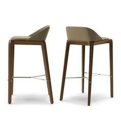 BRIO Bar stool (CHAIRS, STOOLS, BENCHES) - Roche Bobois
