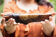 A Fischer leather és angelero közös alkotása!