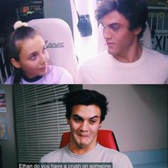 Ahhhhh🤣🤣 Ethan And Grayson Dolan, Ethan Dolan, Cute Relationship Goals, Cute Relationships, Dolan Twins Wallpaper, Dolan Twins Memes, Bae, Dollan Twins, Emma Chamberlain