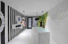 ROSA handmade accessories shop by Arhimetrics, Celje – Slovenia Boutique Design, A Boutique, Handmade Accessories, Accessories Shop, Luxury Interior, Interior Design, Store Displays, Store Design, Online Shopping Clothes