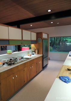 mid century modern spokane washington - The Ferris House