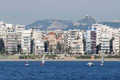 Παλαιό Φάληρο, Παναγίτσα Number One, Athens, New York Skyline, Greece, Adventure, Country, World, Resorts, Travel