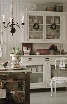 Country house kitchen #Landhausküche