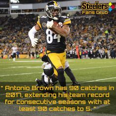 1d0fce23ee8 📌🆕Antonio Brown Try to do the best We love you so much!
