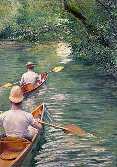 Perissoires (The Canoes) 1878