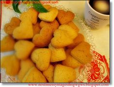Food recipes with step by step photos from preparation,ideal for novice cookers Greek Sweets, Orange Cookies, English Food, English Recipes, My Recipes, Nutella, Sweet Potato, Biscuits, Food And Drink