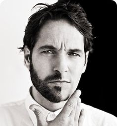 nice try, Paul Rudd... but i'd still make out with your half-shaven face.