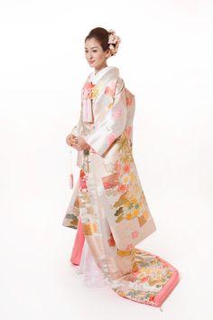 Japanese traditional wedding