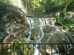 horsetail waterfall