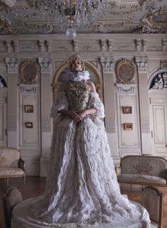 candentia: Nadja Bender in 'Fun to Be the Princess' Photographer: Camilla Akrans…