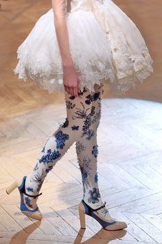Artful Legs.