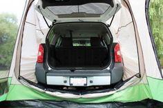 Backroadz #13100 SUV Tent