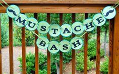Mustache Bash Birthday Party birthday-party