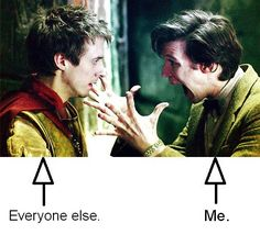 This is a perfect pictorial representation of me talking about physics or Doctor Who or anything else I love.