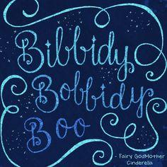 Bibbidy Bobbidy Boo! - Fairy Godmother | Cinderella | Disney Quotes