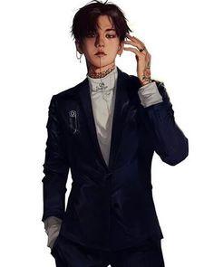 Bigbang 497577458826636894 - exo, baekhyun, and monster image Source by Kpop Exo, Sehun, Baekhyun Fanart, Fanart Bts, Chanbaek Fanart, Baekyeol, Bigbang, Seungri, Exo Anime