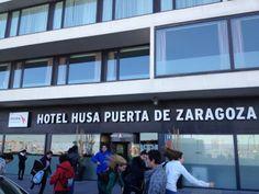 Husa Puerta de Zaragoza Hotel