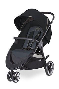 Cybex Agis M-Air 3 - Silla de paseo con capazo, desde el nacimiento hasta 17 kg, color gris oscuro
