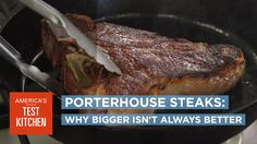 What to Look for When Shopping for the Perfect Porterhouse Steak