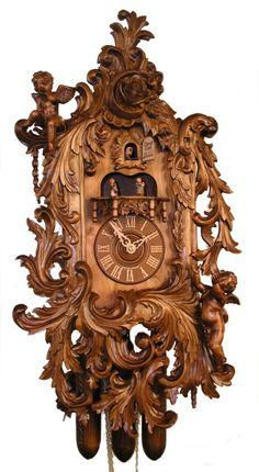Elaborate clocks