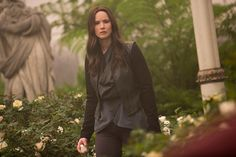 New The Hunger Games Mockingjay Part Stills in Us Weekly