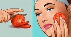 Ako použiť paradajku na tmavé škvrny na pokožke | Domáca Medicína Home Spa Treatments, Natural Treatments, Tomato For Acne, What Are Blackheads, Dark Circle Remedies, Anti Itch Cream, At Home Face Mask, Apricot Oil, Diet