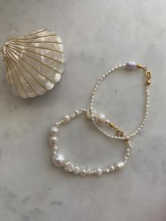 Cute Jewelry, Pearl Jewelry, Jewelry Crafts, Beaded Jewelry, Jewelery, Jewelry Accessories, Handmade Jewelry, Jewelry Design, Unique Jewelry