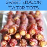 Sweet Bacon Tator Tots