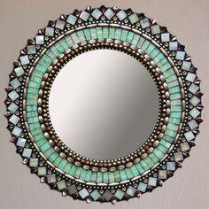 (52) Fab.com | Elegant Mosaic Mirrors