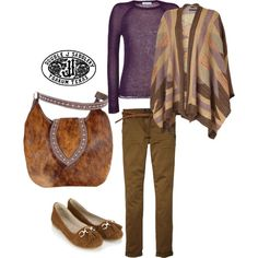 """Fall Style"" by doublejsaddlery on Polyvore"