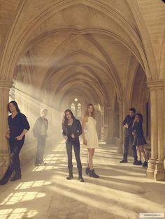 Vampire Academy Promo Photo