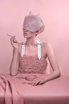 art direction | pink monochromatic fashion styling still life photography - Carolina Mizrahi