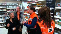►Thuir : Patrice et Magalie ouvrent le Weldom, magasin de bricolage et jardins