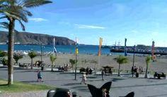 Playa de Los Cristianos - Tenerife