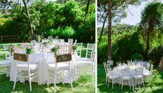 Rustic/Shabby chic lavender wedding in Spain