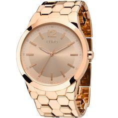 14720150e46 Relógio Feminino Euro Niort - EU2035LVC 4T - Rose Gold - euro