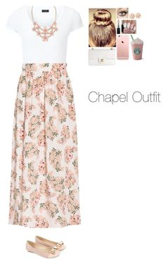 """""""My Dream Chapel Outfit"""" by marie-cali ❤ liked on Polyvore featuring Joseph, Mother of Pearl, Monsoon, Charlotte Tilbury, MAC Cosmetics, Chanel, women's clothing, women's fashion, women and female"""
