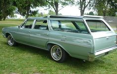 1965 Buick Skylark Sport Wagon Maintenance of old vehicles: the material for new cogs/casters/gears/pads could be cast polyamide which I (Cast polyamide) can produce