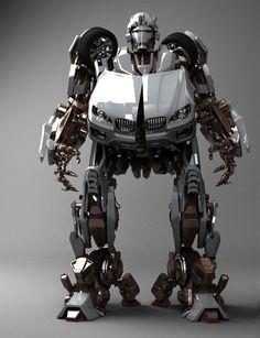 Autobot Hammer