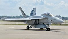 Boeing's F-18 Advanced Super Hornet