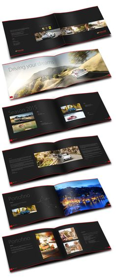 Design a luxury lifestyle car travel brochure by Tohao