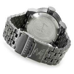 Invicta Reserve 48mm Corduba Swiss Made SW200 Automatic Stainless Steel Bracelet Watch caseback