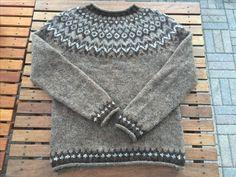 Riddari trøje  Bundfarve 1420