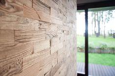 Wandverkleidung Oskars - Altholz - S. Fischbacher Living Timber Wall Panels, Timber Walls, Wood Panel Walls, Wooden Walls, Wood Paneling, Wooden Wall Design, Wall Panel Design, Hardwood Floors, Flooring