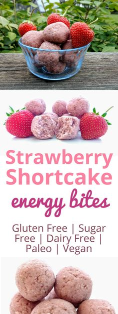 These might be sugar-free, gluten-free, and dairy-free, but they're definitely NOT flavor-free. They make the perfect snack and have a lovely sweetness without being overpoweringly sweet. Can be made Paleo too! A great sugar-free dessert recipe. #energybites #energybitesrecipe #sugarfreerecipe