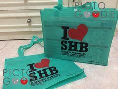 Tas Promosi - I Love SHB