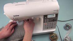 How to sew the  neckline of MariaDenmark 407 Annika Boat Neck Dress - YouTube